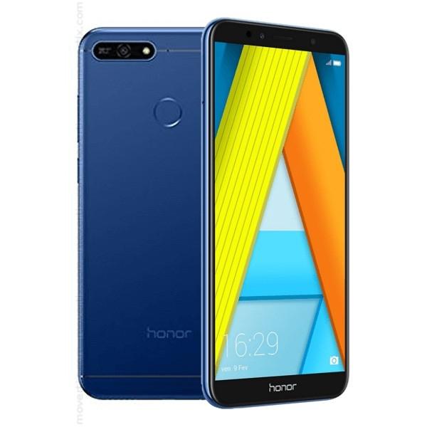 Honor 7A Dual SIM in Blau mit 16GB und 2GB RAM