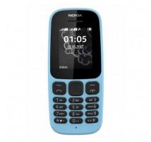 Nokia 105 (2017) Dual SIM en Azul