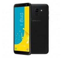 Samsung Galaxy J6 (2018) Dual SIM en Negro de 32GB y 3GB RAM (SM-J600F)