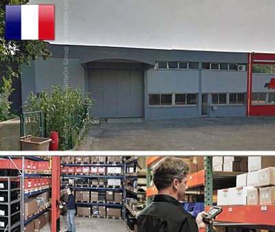 VertixOn Group Logistic Center in France